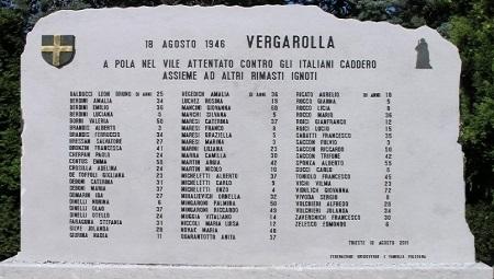 Risultati immagini per la strage di Vergarolla
