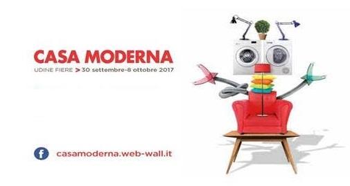 Inaugurata alla fiera di udine l 39 edizione 2017 di casa for Fiera casa moderna udine